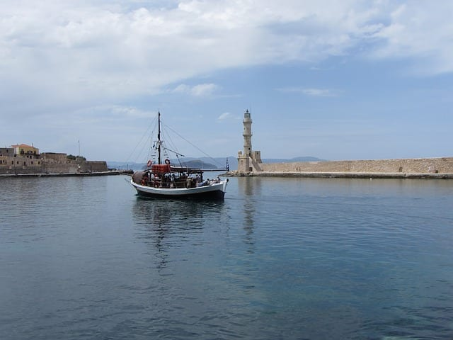 boot port die chania