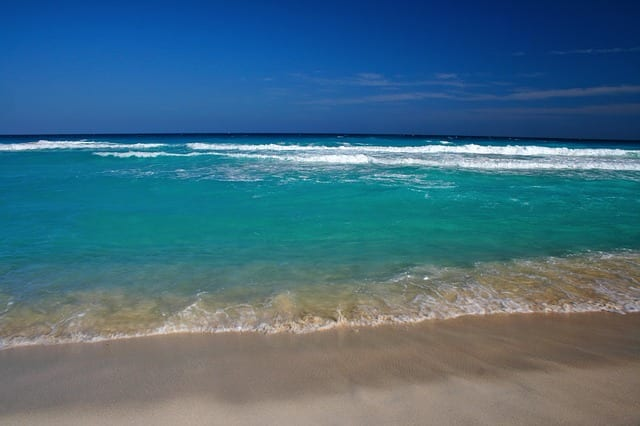 meer strand cancun