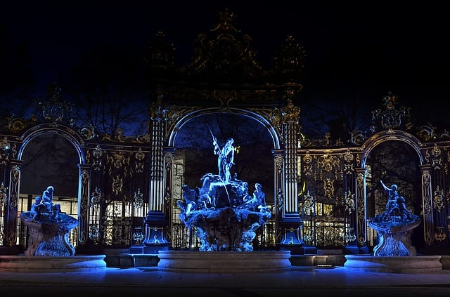 place stanislas nancy brunnen