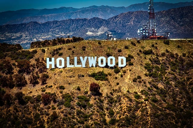 hollywood-schild los angeles hollywood