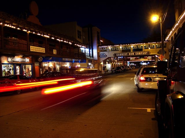 cannery row california monterey